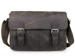 Кожаная сумка через плечо 6002R