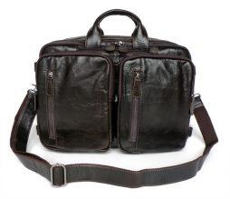 Мужская сумка-рюкзак 7014Q