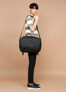 Мужская сумка-рюкзак x-022bl