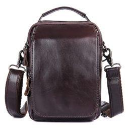 Мужская сумка через плечо 1012Q