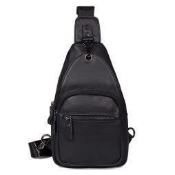 Кожаная сумка на плечо 4008A