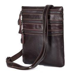 Мужская сумка через плечо 1034Q