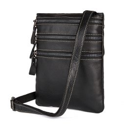 Мужская сумка через плечо 1034А