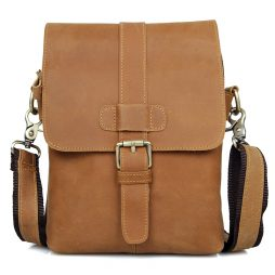 Кожаная сумка на плечо 1006В