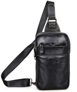 Фотография - Кожаный рюкзак Tiding Bag 4002A - номер 4