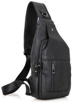Фотография - Кожаный рюкзак Tiding Bag 4004A - номер 4