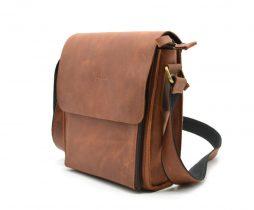Мужская кожаная сумка через плечо RB-3027-3md TARWA - фото сумки 2
