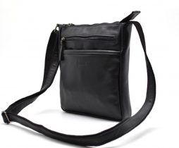 Мужская кожаная сумка через плечо GA-1300-3md TARWA - фото сумки 2