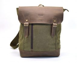 парусина+кожа RH-3880-3md от бренда TARWA - фото сумки 1