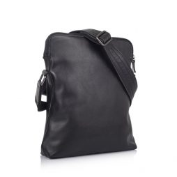 """Кожаная мужская сумка через плечо GA-1048-3md TARWA в коже """"чероки"""" - фото сумки 2"""