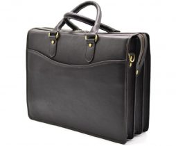 Деловая кожанная мужская сумка TC-4364-4lx TARWA - фото сумки 2