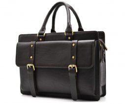 TC-4964-4lx темно-коричневая - фото сумки 1