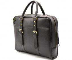 TC-4764-4lx темно-коричневая - фото сумки 1
