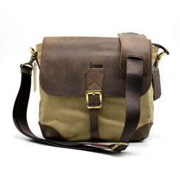 парусина+кожа RС-1309-4lx TARWA - фото сумки 1