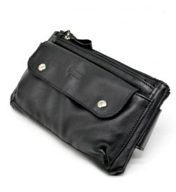 Cумка на пояс из натуральной кожи GA-8136-4lx TARWA - фото сумки 2