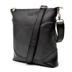 Мужская сумка из натуральной кожи GA-1807-4lx бренда TARWA - фото сумки 2
