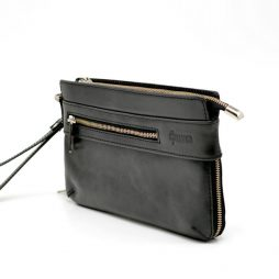 Мужской кожаный клатч-барсетка GA-8188-4lx TARWA - фото сумки 2