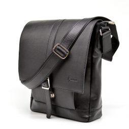 Мужская кожаная сумка через плечо GA-1811-4lx TARWA - фото сумки 2