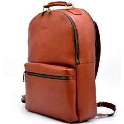 Мужской рюкзак из натуральной кожи TB-4445-4lx бренда TARWA - фото сумки 2
