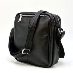 Кожаный мессенджер для мужчин GA-60121-3md бренда TARWA - фото сумки 2