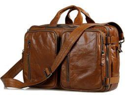 Фотография - Cумка-рюкзак J&M 7014B - номер 4