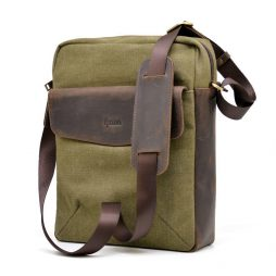 микс парусина+кожа RH-1810-4lx бренда TARWA - фото сумки 1