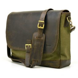 Мужская сумка через плечо RH-1809-4lx бренда Tarwa - фото сумки 2