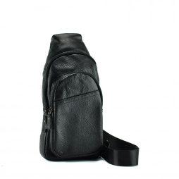 Фотография - Кожаный рюкзак Tiding Bag A25-5021A - номер 4