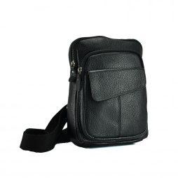 Фотография - Кожаный рюкзак Tiding Bag A25-8699A - номер 4