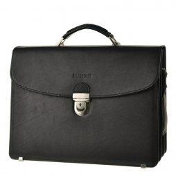 Фотография - Мужской кожаный портфель Blamont Bn053A - номер 4