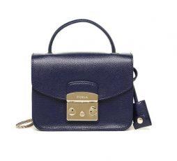Фотография - Женская сумка FRL Metropolis Mini FR-8169BL - номер 4