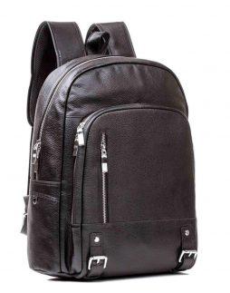 Фотография - Рюкзак кожаный Tiding Bag M7808A - номер 4