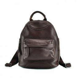 Фотография - Женский кожаный рюкзак Tiding Bag NWB53-9030BO-BP - номер 4
