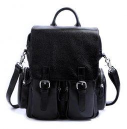 Фотография - Рюкзак кожаный TIDING BAG T3101 - номер 4