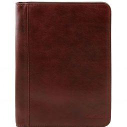 Сумка Tuscany Leather TL141294 Ottavio - Эксклюзивная кожаная папка для документов (Цвет - Коричневый) - картинка 1