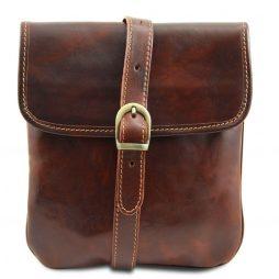 Сумка Tuscany Leather TL140987 Joe - Кожаная сумка через плечо (Цвет - Коричневый) - картинка 1