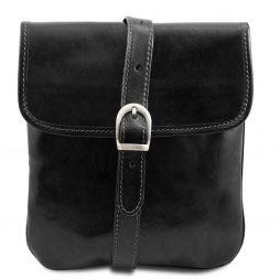 Сумка Tuscany Leather TL140987 Joe - Кожаная сумка через плечо (Цвет - Черный) - картинка 1