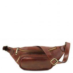 Сумка Tuscany Leather TL141797 Leather Fanny Pack (Цвет - Коричневый) - картинка 1