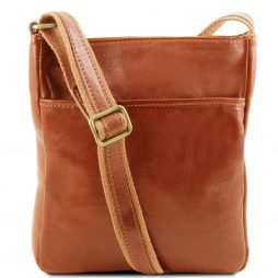 Сумка Tuscany Leather TL141300 Jason - Кожаная сумка через плечо (Цвет - Мед) - картинка 1