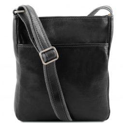 Сумка Tuscany Leather TL141300 Jason - Кожаная сумка через плечо (Цвет - Черный) - картинка 1