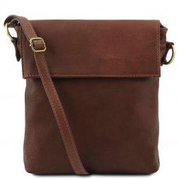 Сумка Tuscany Leather TL141511 Morgan - Кожаная сумка на плечо (Цвет - Коричневый) - картинка 1