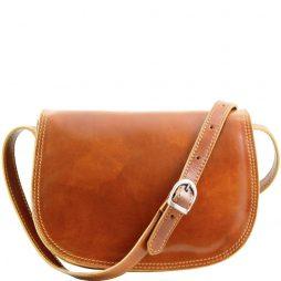 Сумка Tuscany Leather TL9031 Isabella - Женская кожаная сумка (Цвет - Мед) - картинка 1